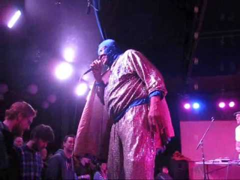 "Blowfly Live @ the Knitting Factory Brooklyn NY 11/21/09 Part 2 includes ""Rap Dirty"""