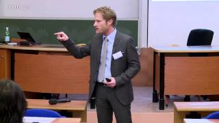 "Master Class ESSEC | ""Latest trends and developments in the hospitality industry"" by Nicolas Graf"