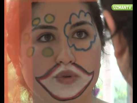 Almira Organizasyon Palyaco Makyaji Nasil Yapilir Youtube