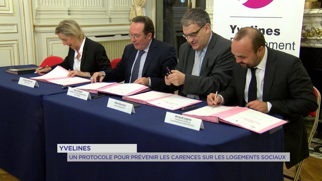 Yvelines : Un protocole pour prévenir les carences sur les logements sociaux