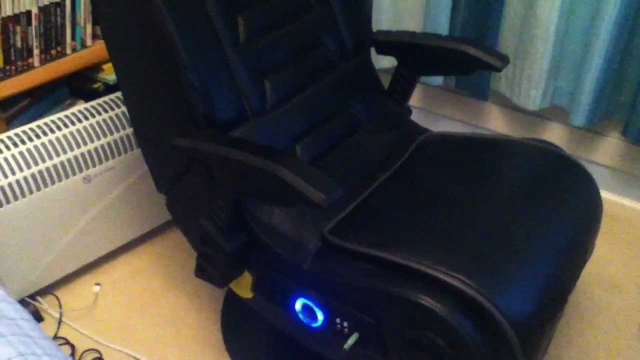 X rocker Pro series Gaming Chair Review  YouTube