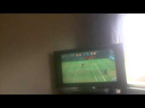 wii sports club tennis online #1
