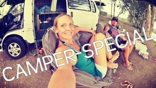 WIE LÄUFT CAMPING IN AUSTRALIEN? | Weltreise Vlog - Nr. 38 | Australien