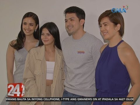 "24 Oras: Dennis Trillo, ""Legal Wives"" sina Alice Dixson, Megan Young... from YouTube · Duration:  2 minutes 27 seconds"