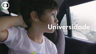 Caderno Globo Primeira Infância: Rodrigo e Danili vivem o desafio de criar um filho separados