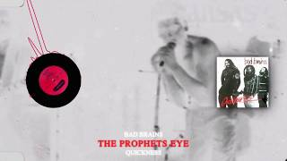Bad Brains - THE PROPHETS EYE - Quickness (1989)