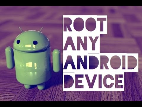 6 Apps To Root Any Android Device Without A Computer-One Click Root(2016)