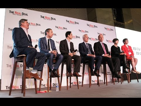 EB-5 & U.S. Immigration | TRD Shanghai Showcase and Forum panel