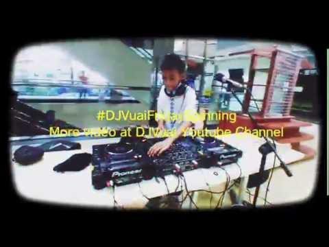 DJ Cilik Top DJ Indonesia