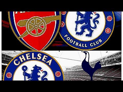 London SW6 v N7 & N17 #ArsenalvChelsea #ChelseavTottenham #Chelseafc