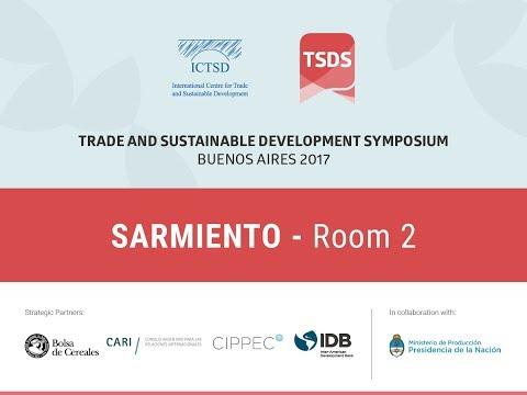 TSDS Day 2 - Sarmiento