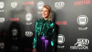 Dree Hemingway arrives at Vanity Fair and Fiat Celebrate