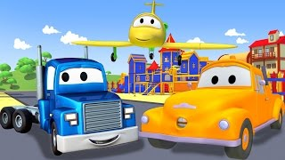 汽车城 ???? ???? ???? 周末合集 1 国语中文儿童卡通片 l Car City - Chinese Mandarin Cartoons for Kids