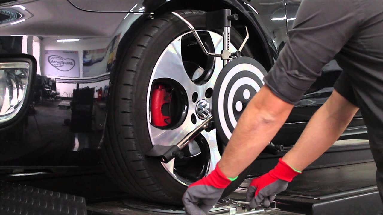 New Dimension 3d Wheel Alignment System Youtube