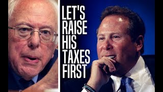 Democrat Mega-Donor Lashes Out at Bernie Sanders, Asks if He