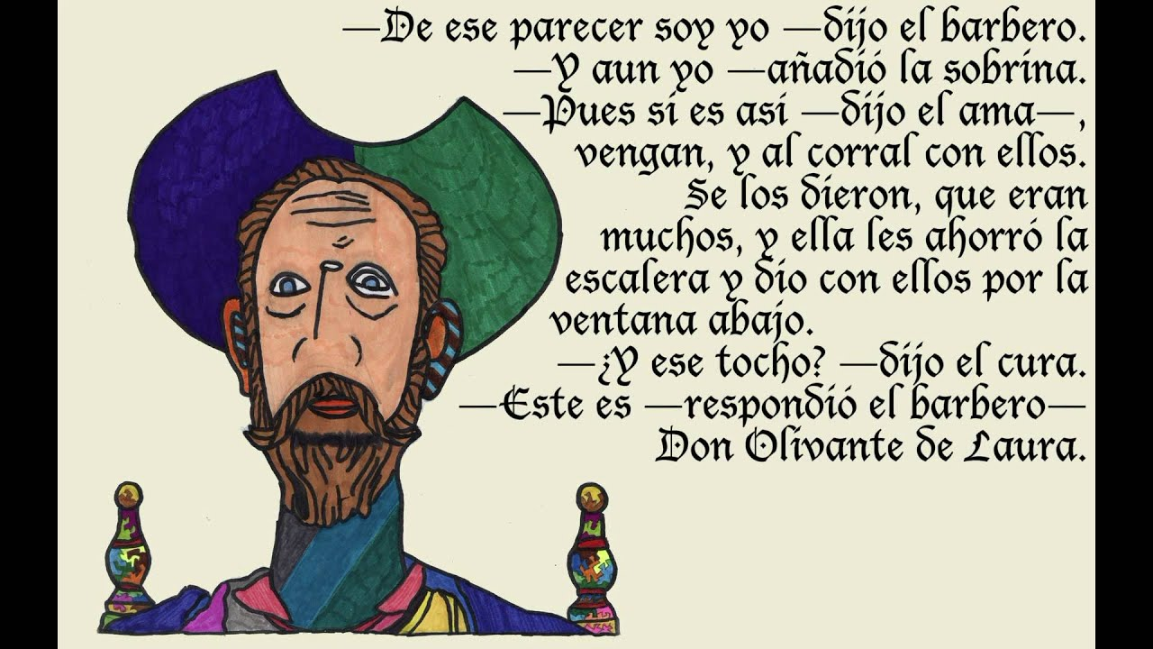 Download Don Quijote Capítulo 6