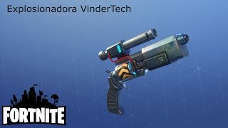 The VinderTech Shooter / Shooter Gun Fortnite: Saving the World #315