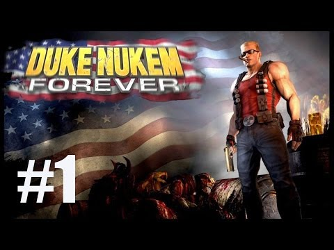 Прохождение Duke nukem Forever! Part 4.