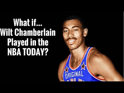 What if Wilt Chamberlain Played in the NBA Today? An NBA 2K Experiment