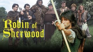 Robin Of Sherwood: Robin Hood and the Sorcerer PT 1