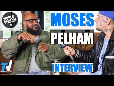 MOSES PELHAM Interview: Herz, Rödelheim Hartreim Projekt, Frankfurt, Xavier Naidoo, Raab, Cassandra
