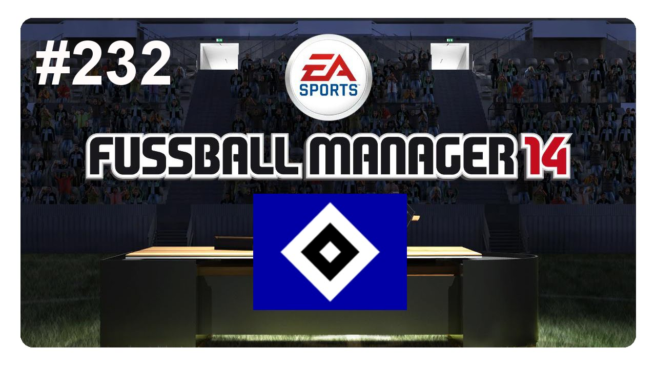 let's play fußball manager 14 232  aus blau wird rot