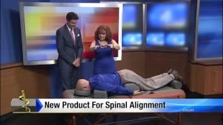 Kacelia Tru Align Body System for spinal alignment