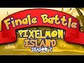Minecraft Pixelmon Island Finale Battle! Season Two! (Minecraft Pokemon Mod)