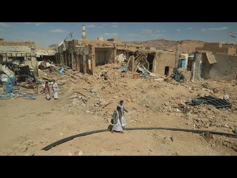 War in Yemen: Are Western weapons being used against civilians?