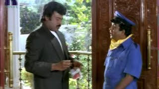 Chiranjeevi, Brahmanandam Superb Comedy Scene - Iddaru Mitrulu Movie Scenes