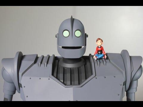 Mondo THE IRON GIANT deluxe figure review