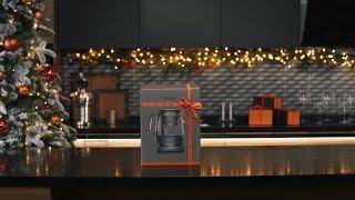 Новый год 2019. Умный чайник BORK K810 — отличная идея, что дарить на новый год
