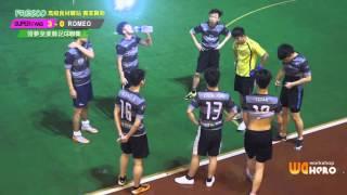 發夢皇聯賽(63) Super fans(粉紅) Vs Romeo(橫間灰)