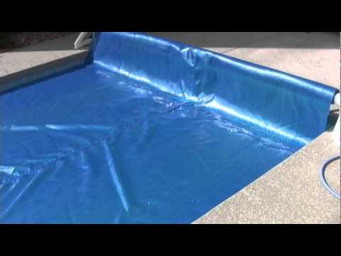 Feherguard Auto Solar Reel Pool Solar Cover Reel