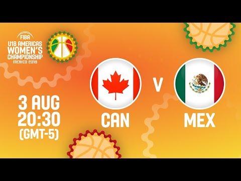 Canada v Mexico - Full Game