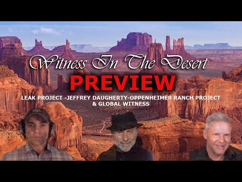 WITNESS IN THE DESERT -LEAK PROJECT-NCK-GLOBAL WITNESS -PREVIEW