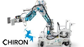 CHIRON - The Hydraulic Construction Robot