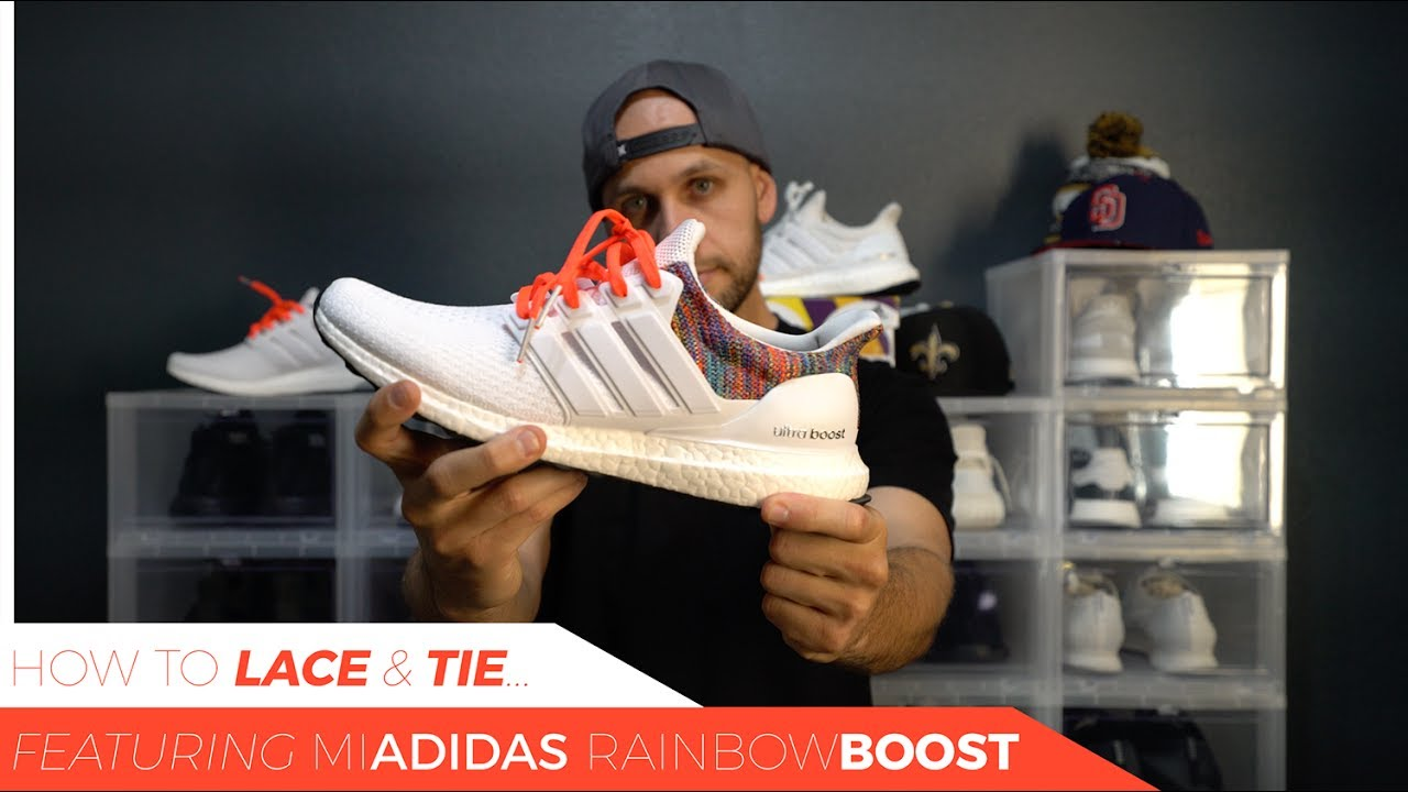 063e0097c8c ... sweden how to tie ultra boosts like me featuring miadidas rainbow ultra  boost 58188 ceb1d