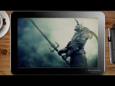 ИГРЫ НА WINDOWS ПЛАНШЕТЕ / Dark souls / on tablet pc game playing test gameplay
