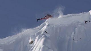 Brothers on the Run - Alaskan snowboard wonderland - Episode 2