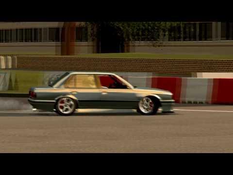 Live For Speed - BMW E30 V8 - Autocross Drift