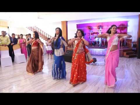 surprise wedding dance rasika & sachini