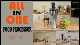 All in One Kenwood Cooking Che…