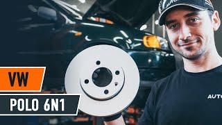 Montáž Opravná sada pre zvislý / vodiaci čap vlastnými rukami - video příručka na VW POLO
