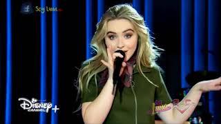 Soy Luna 2 Sabrina Carpenter Thumbs Detrás De Escena Clip Musical HD