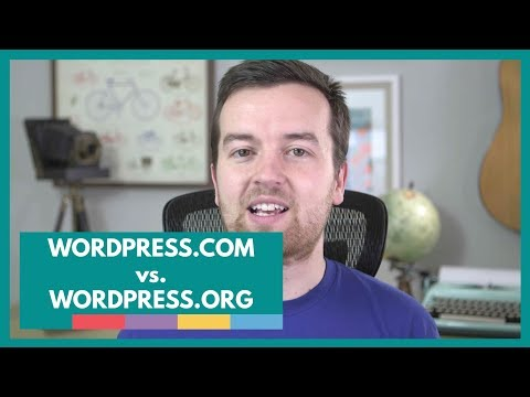 WordPress.com vs  WordPress.org: Understand the Differences