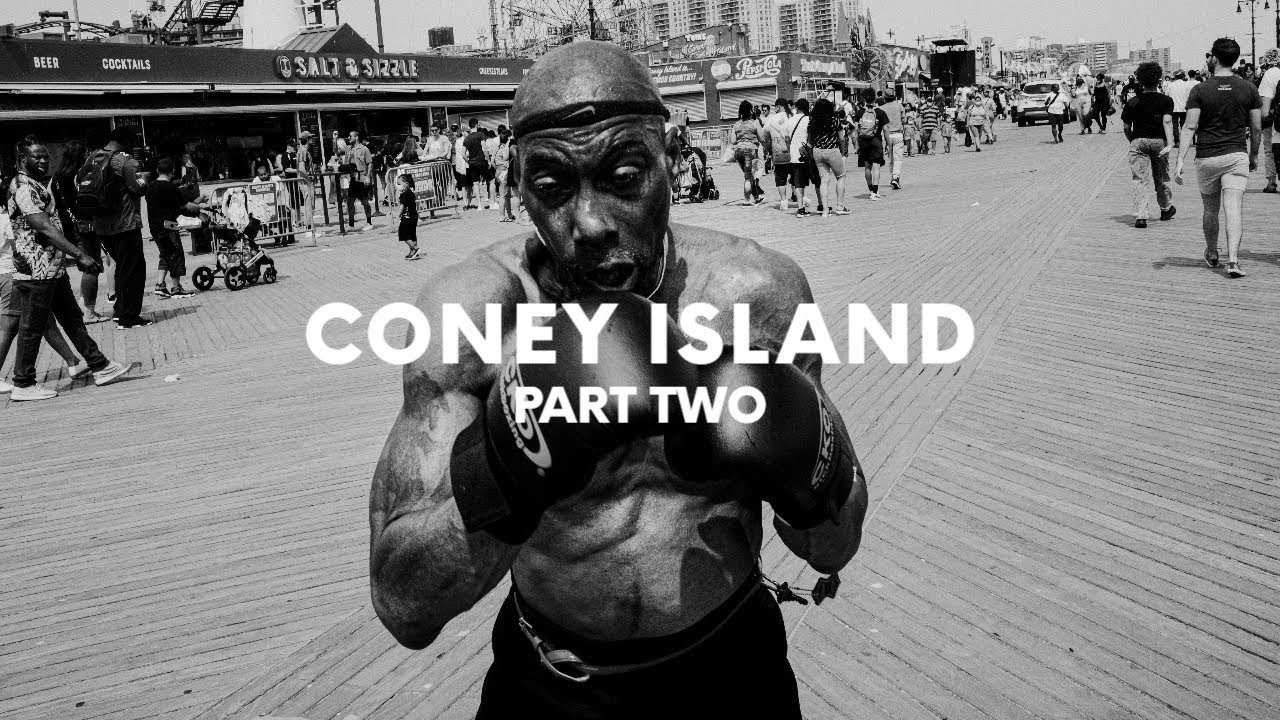 Coney Island Street Photography (PART TWO)
