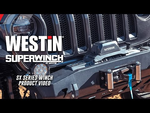 Superwinch SX Series Winch