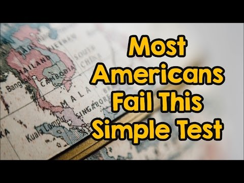 Most Americans Fail This Simple Geography Test