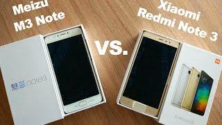 Meizu M3 Note vs. Xiaomi Redmi Note 3 - Performance test